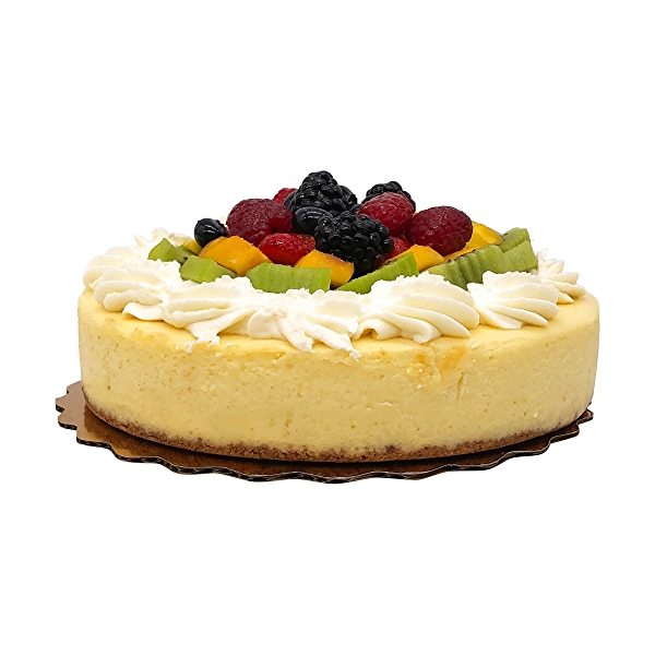 Fruited New York Cheesecake 8 Inch, 1 each 2