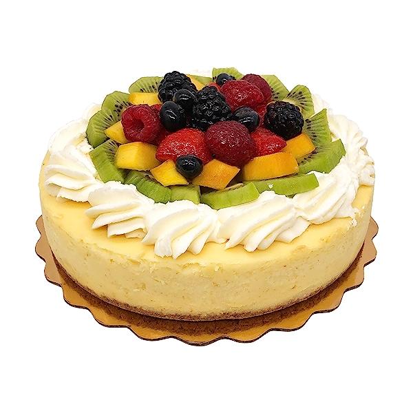 Fruited New York Cheesecake 8 Inch, 1 each 1