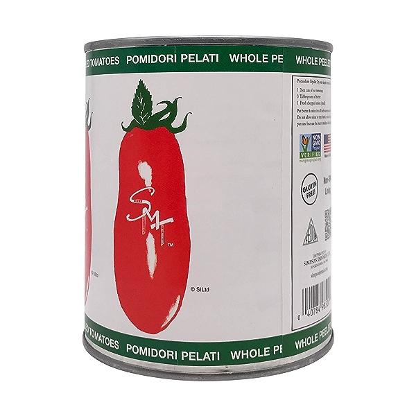 Whole Peeled Tomatoes, 28 oz 2