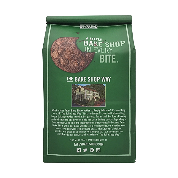 Double Chocolate Chip Cookies, 7 oz 3