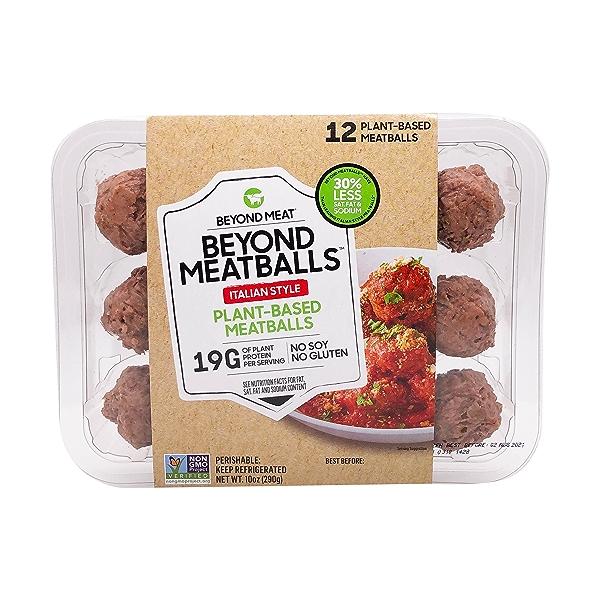 Plant Based Meatballs 1
