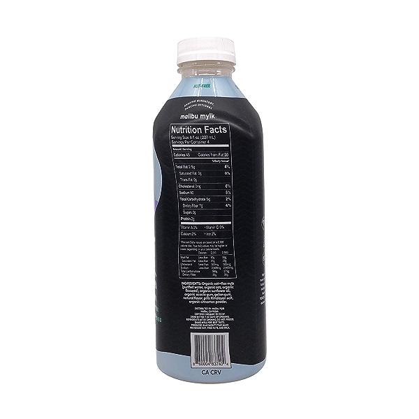 Organic Oat + Flax Mylk, 32 fl oz 2