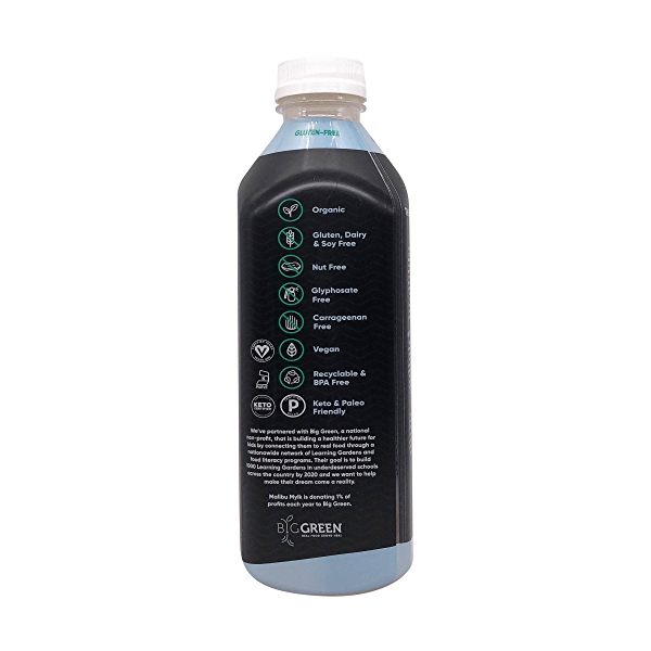 Organic Oat + Flax Mylk, 32 fl oz 3