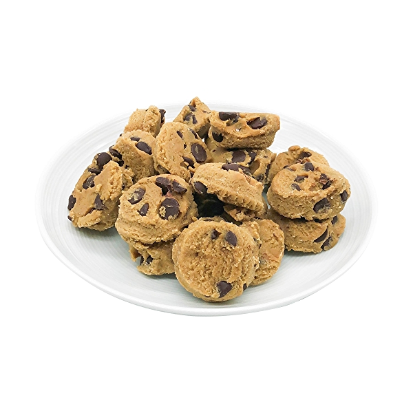 Chocolate Chip Mini Cookie Dough 18 Count 1