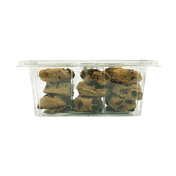 Chocolate Chip Mini Cookie Dough 18 Count 2