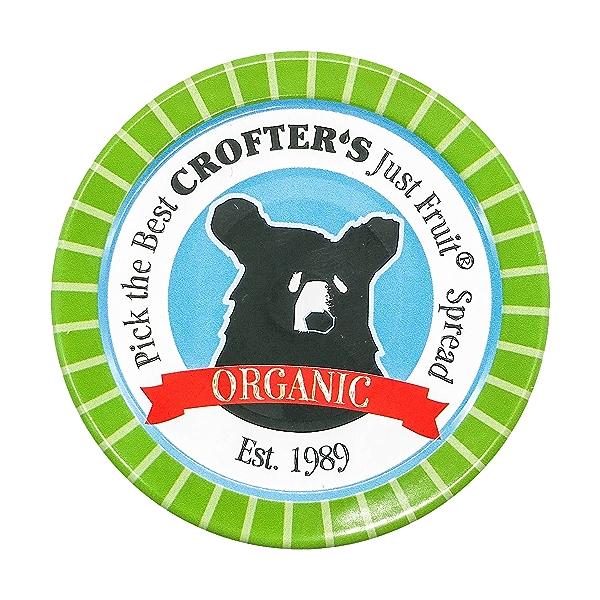 Organic Superfruit Spread Organic Just FruitSuperFruit Spread, 10 oz 4