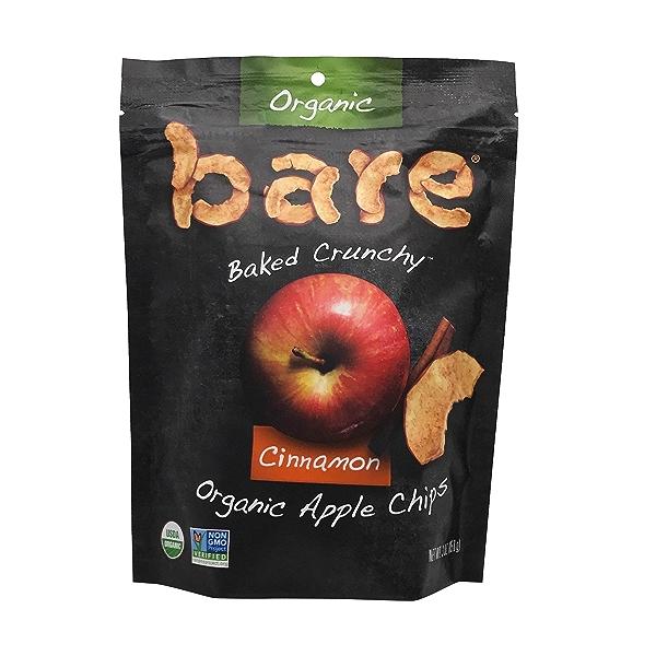 Organic Cinnamon Apple Chips, 3 oz 1