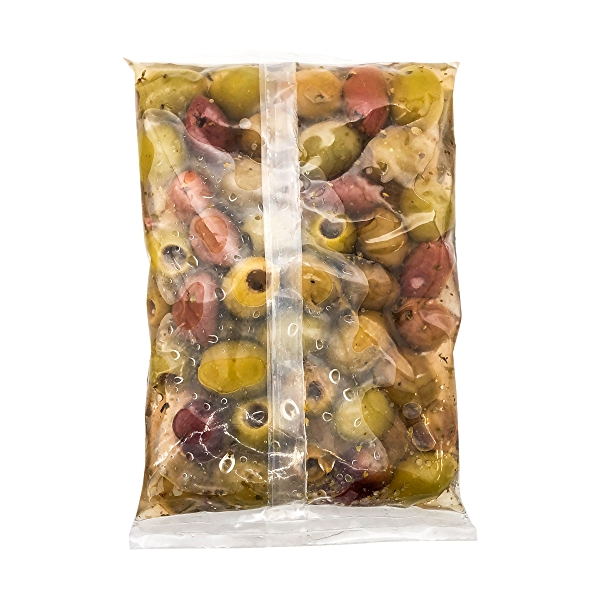 Pitted Greek Mix, 6 oz 3