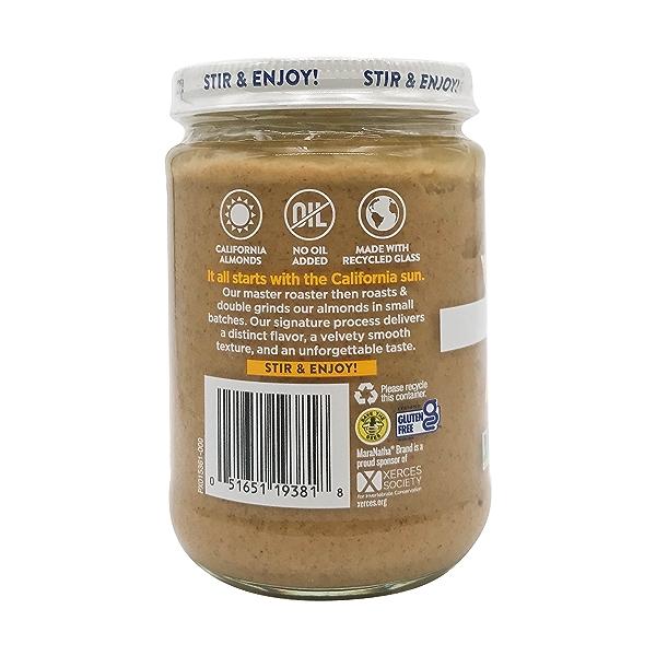 Organic Creamy Roasted Almond Butter, 12 oz 3