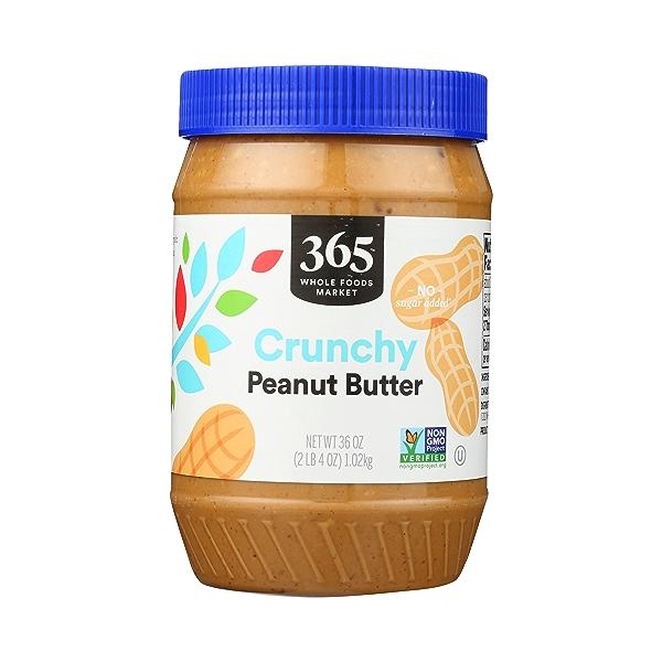 Crunchy Peanut Butter, 36 oz 3