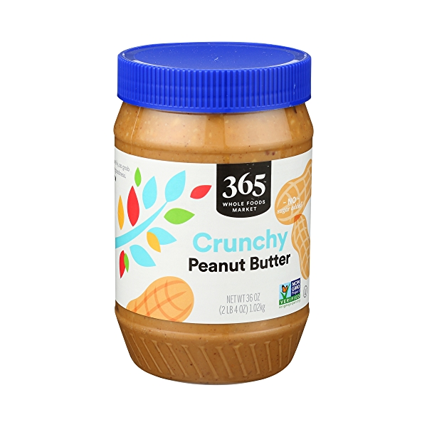 Crunchy Peanut Butter, 36 oz 2