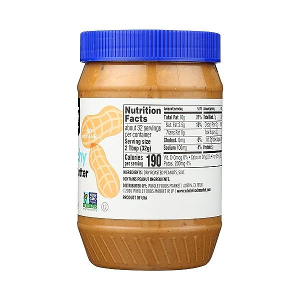 Crunchy Peanut Butter, 36 oz 8