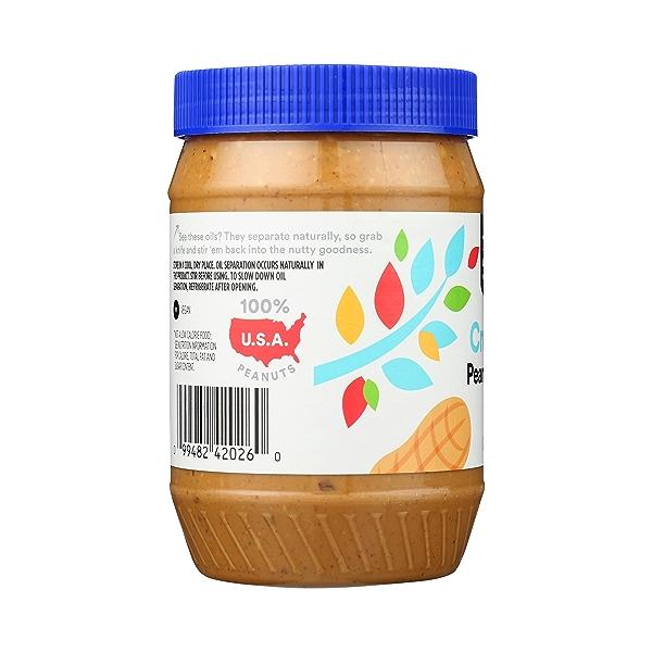 Crunchy Peanut Butter, 36 oz 5