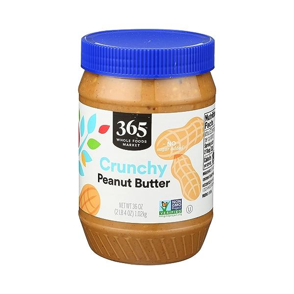 Crunchy Peanut Butter, 36 oz 4