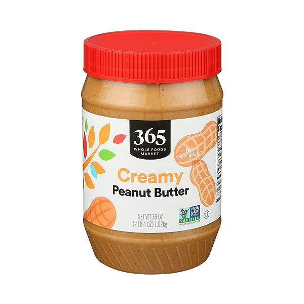 Creamy Peanut Butter, 36 oz 1