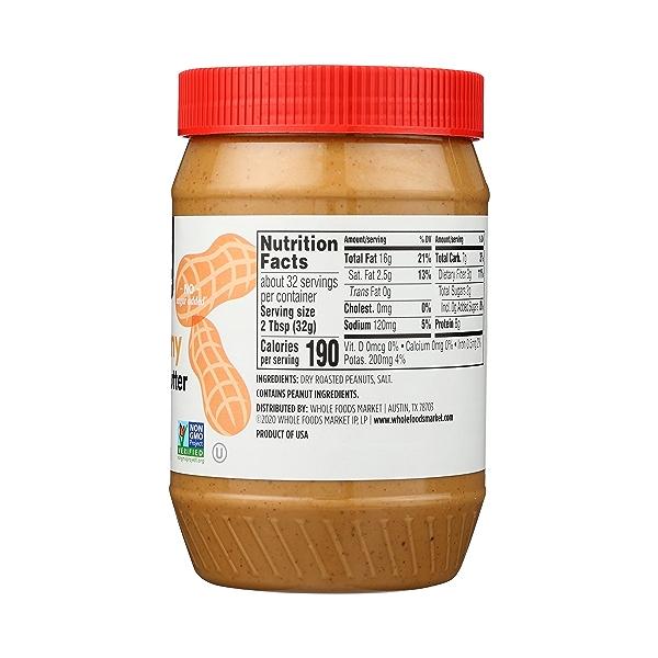 Creamy Peanut Butter, 36 oz 6