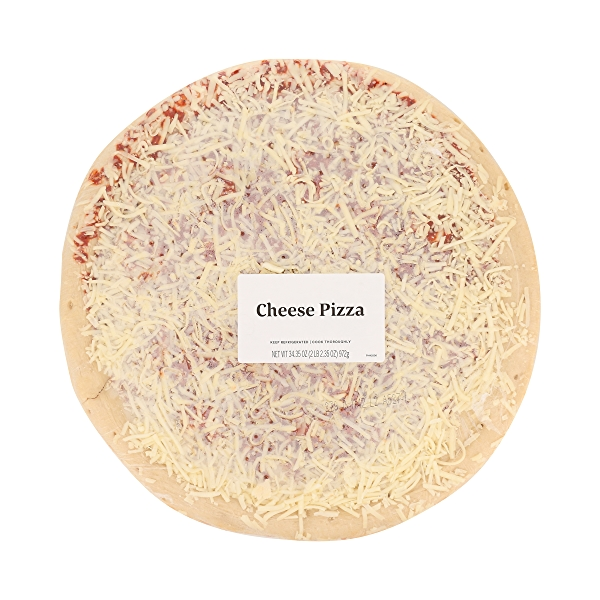 Cheese Pizza, 34.35 oz 1