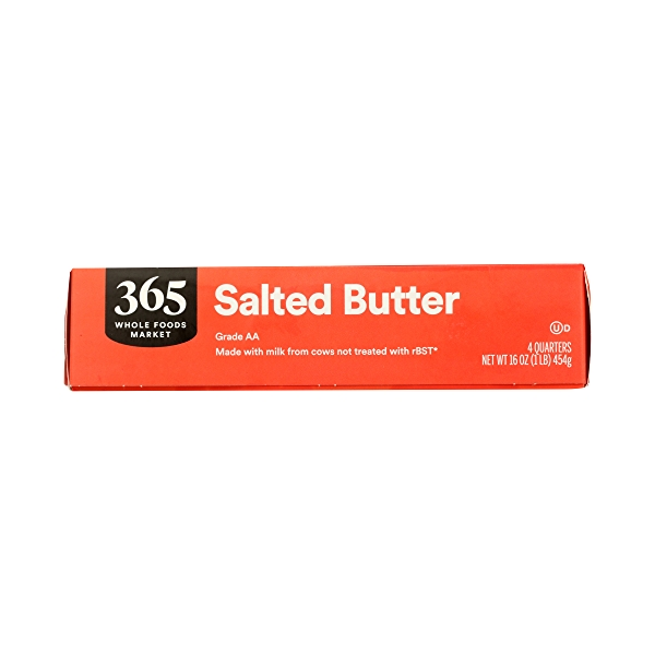 Butter, Salted 4 Quarters, 16 oz 6