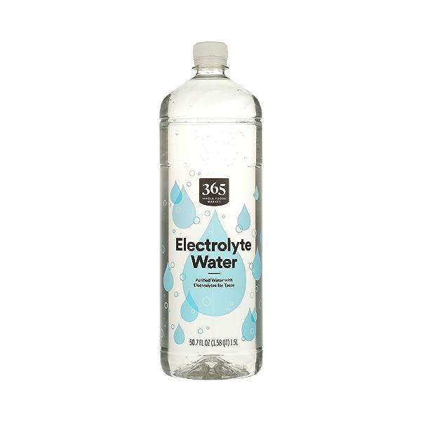 Electrolyte Water, 50.7 fl oz 1