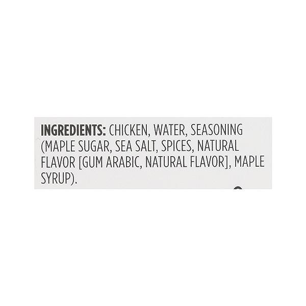 Frozen Breakfast Sausage, Chicken & Maple 8