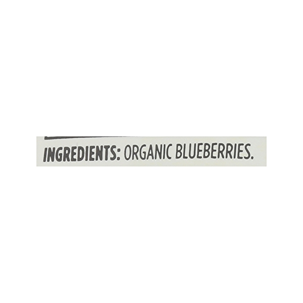 Frozen Organic Fruit, Blueberries 8