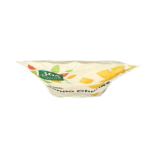 Frozen Organic Fruit, Mango - Chunks 3