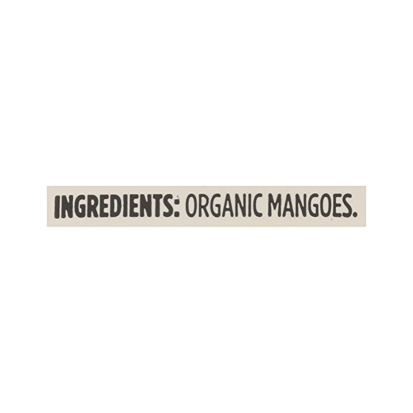 Frozen Organic Fruit, Mango - Chunks 8