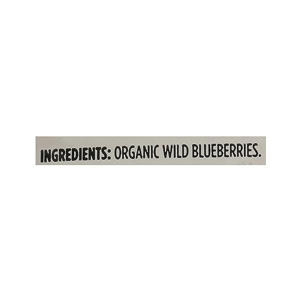 Frozen Organic Fruit, Wild Blueberries 8