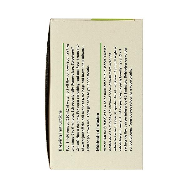 Organic Herbel Tea - Caffeine Free, Peppermint (40 Tea Bags), 1.8 oz 5