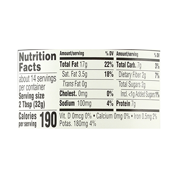 Organic Peanut Butter, Creamy, 16 oz 7