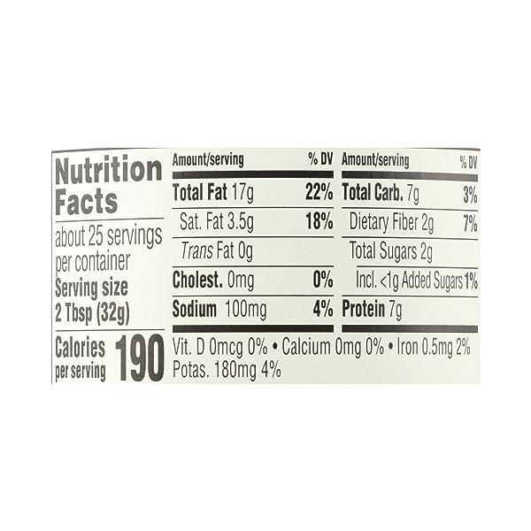 Organic Peanut Butter, Creamy, 28 oz 7