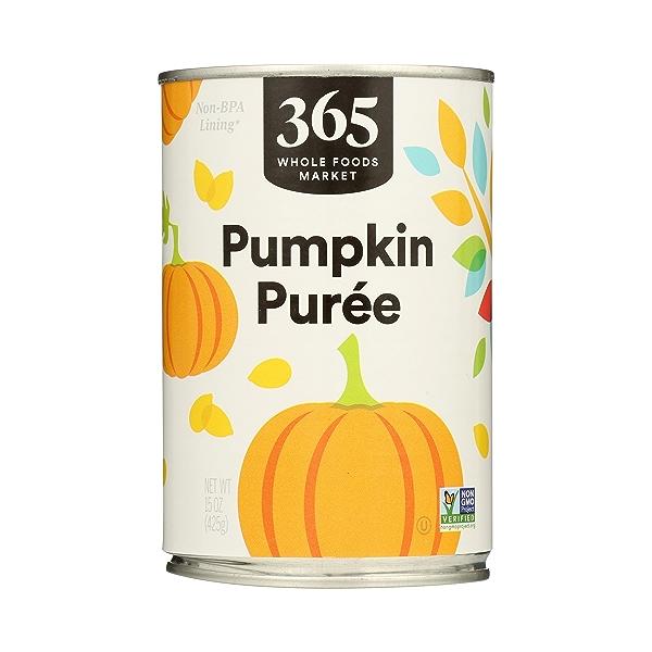 Pumpkin Puree, 15 oz 1