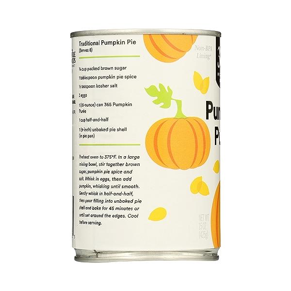 Pumpkin Puree, 15 oz 2