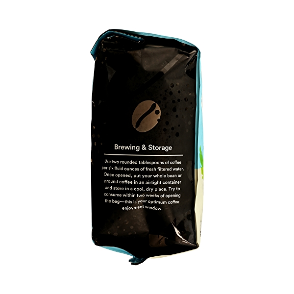 Organic Pacific Rim Vienna Roast Whole Bean Coffee, 24 oz 2