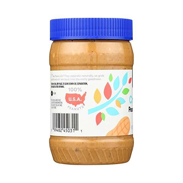 Peanut Butter, Crunchy, 16 oz 2