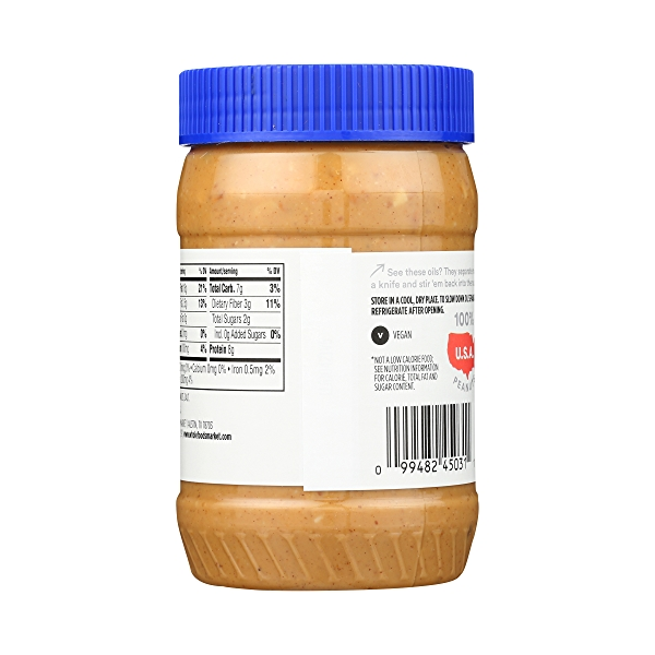 Peanut Butter, Crunchy, 16 oz 4