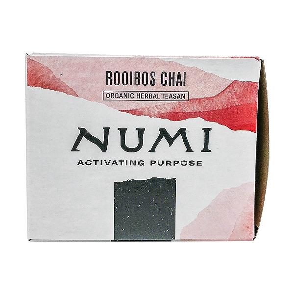Organic Rooibos Chai Herbal Teasan, 1.71 oz 5