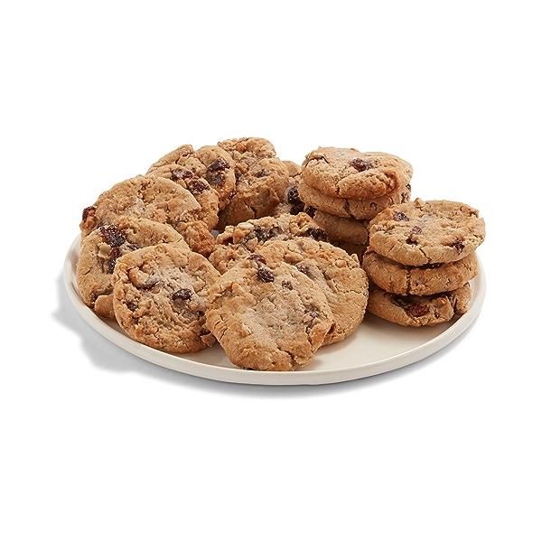Oatmeal Raisin Mini Cookie 18 Count 1