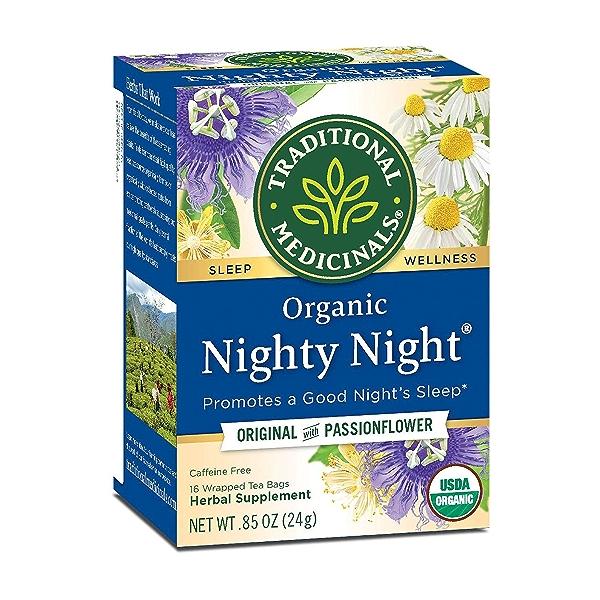 Organic Nighty Night Tea, 0.85 oz 1