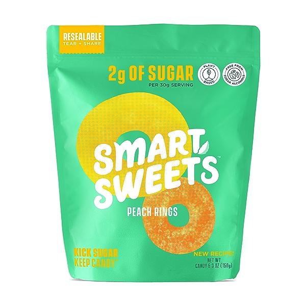 Peach Rings, 5.3 oz 1