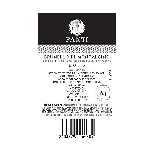 Brunello di Montalcino, 750 ml 2