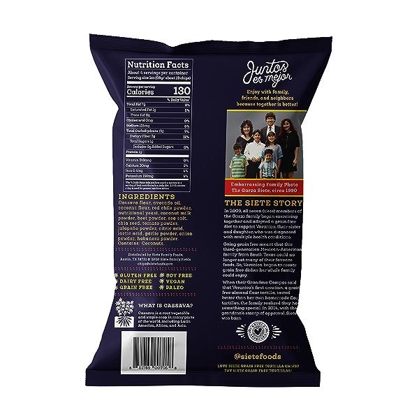 Fuego Tortilla Chips, 4 oz 2