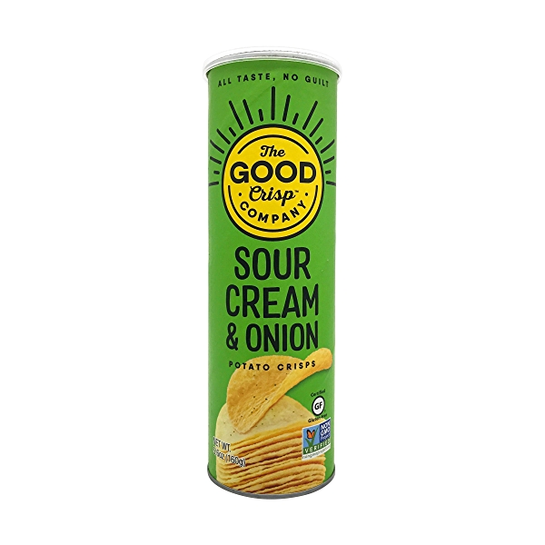 Sour Cream Onion Stacked Chips, 5.6 oz 1