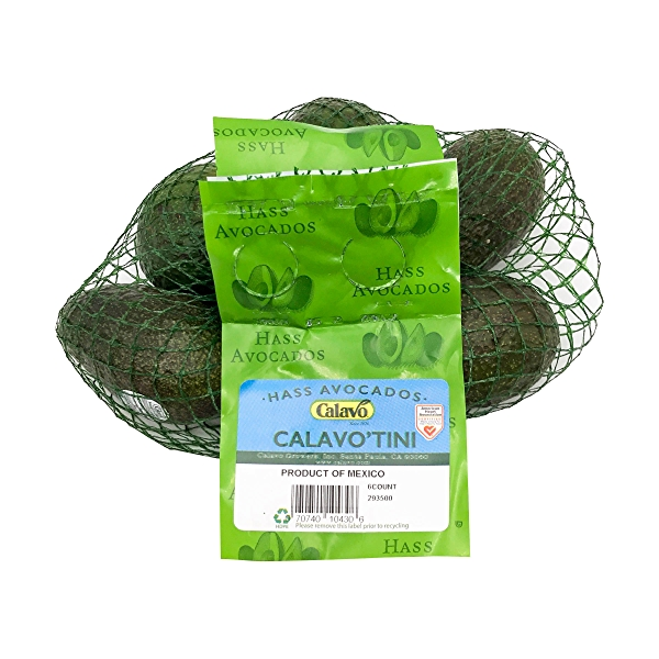 Bagged Hass Avocados 1