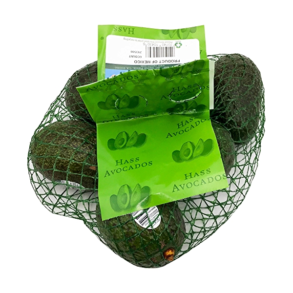 Bagged Hass Avocados 2