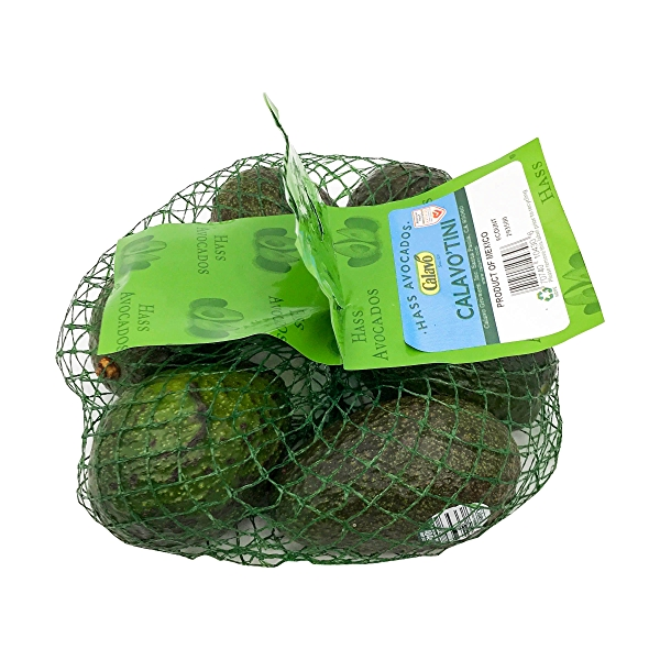 Bagged Hass Avocados 3