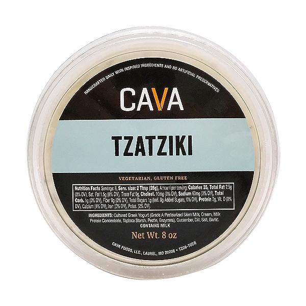 Tzatziki Sauce, 8 oz 1
