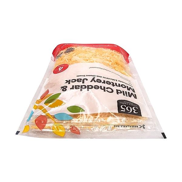 Shredded Mild Cheddar & Monterey Jack Cheese, 16 oz 3