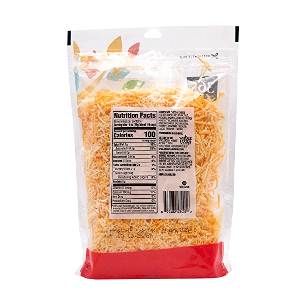 Shredded Mild Cheddar & Monterey Jack Cheese, 16 oz 2