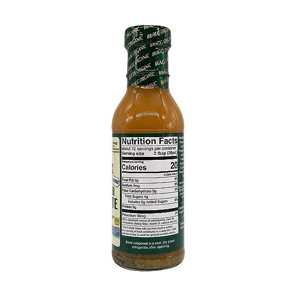 Organic Apple Cider Vinaigrette, 12 fl oz 2